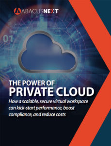 The Power of Private Cloud