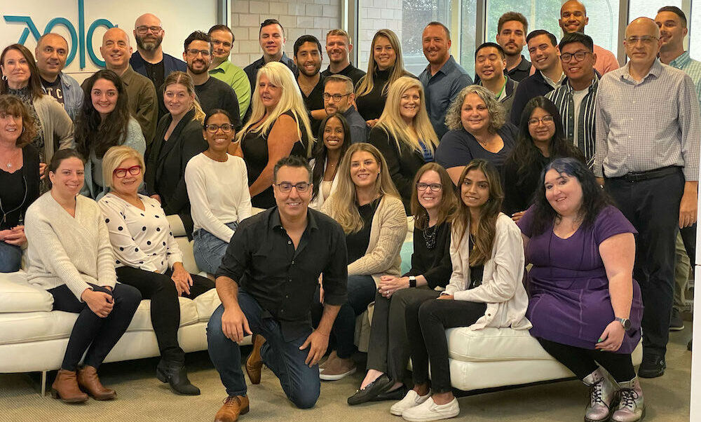 Zola Team Image | AbacusNext Careers